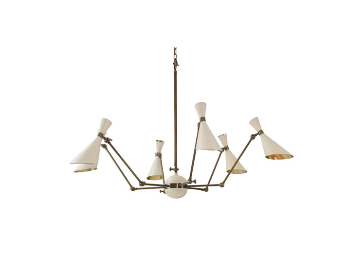 Bacco Chandelier By Julian Chichester Alexander Marchant