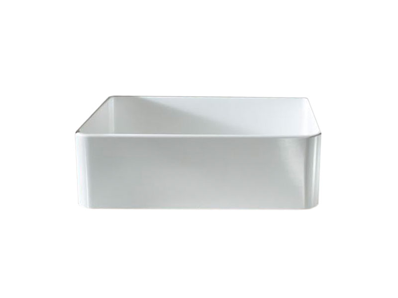 Fireclay farmhouse sink alexander marchant for German made kitchen sinks
