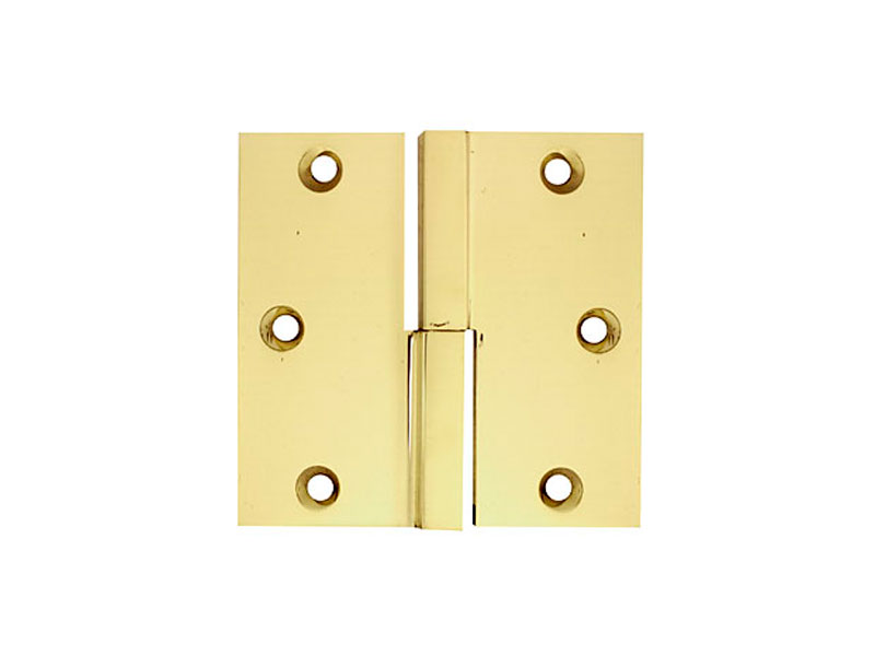 Lift Off Square Knuckle 3 5 X 3 5 Brass Hinge