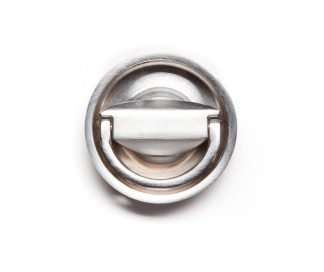 Frank Allart 1084 Single Swivel Flush Ring Pull