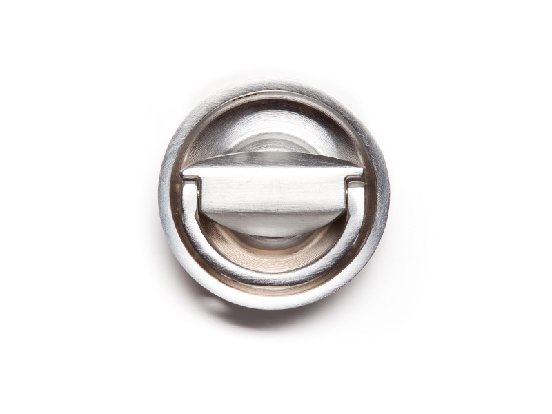 Ordinaire Frank Allart 1084 Single Swivel Flush Ring Pull