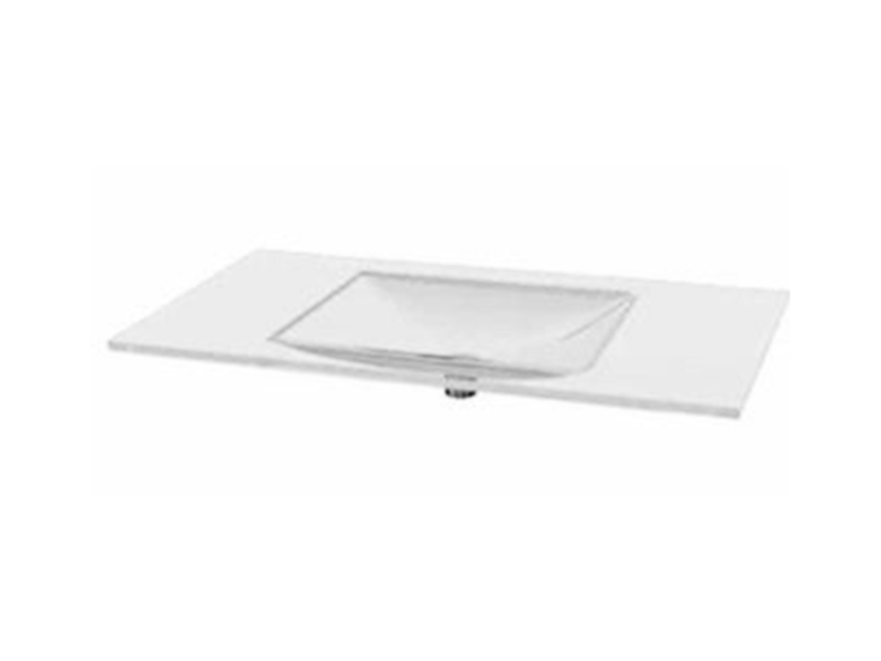 Vitraform Rectangular Counter Sink