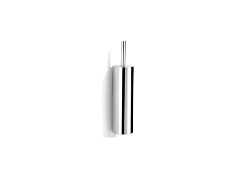 Contemporary Boomer Wall Mounted Toilet Brush Holder