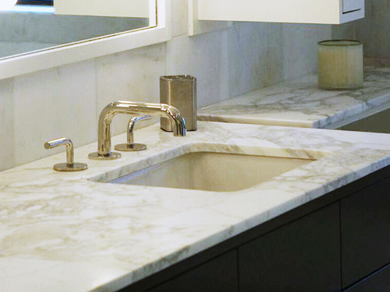 Waterworks Flyte 3 Hole Deck Mounted Faucet | Alexander Marchant