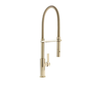 Corsano Culinary Pull-Out Kitchen Faucet, California Faucets, alexander marchant, kitchen