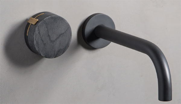 Watermark Elements Wall Mounted Faucet Medium Alexander