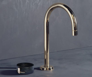 Watermark Elements 21 Two Hole Deck Mounted Faucet