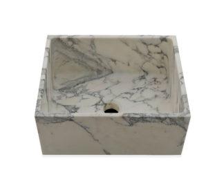 Waterworks R.W. Atlas Stone Apron Bar Sink