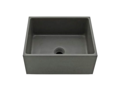 Waterworks R.W. Atlas Stone Apron Bar Sink