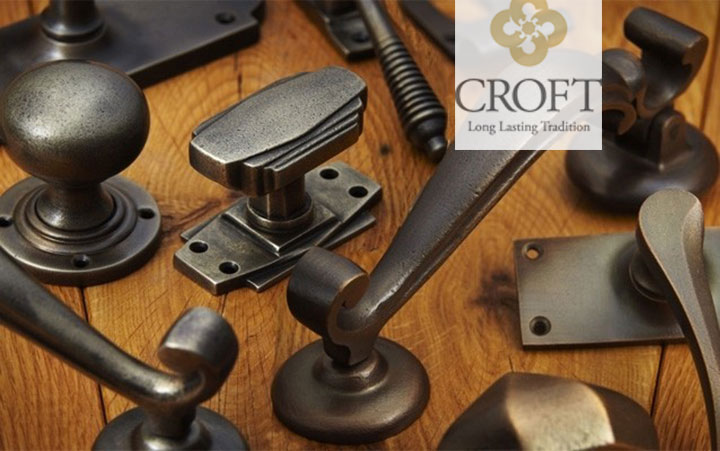 CROFT: A Long Lasting Tradition of Fine Architectural Hardware