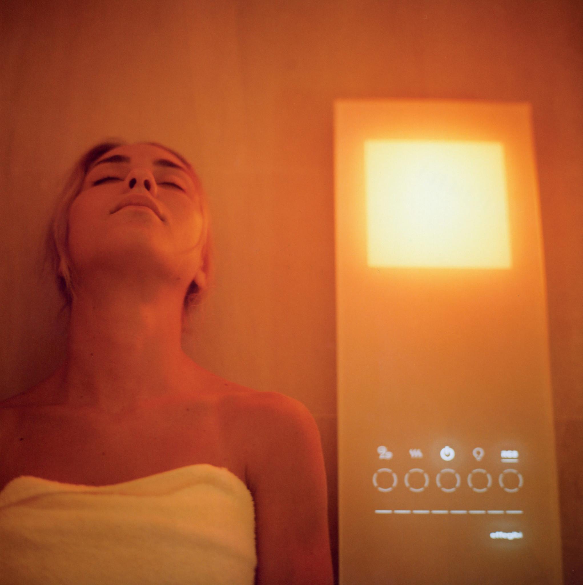 Effegibi, Touch&Steam, turkish bath, finnish sauna, wellness