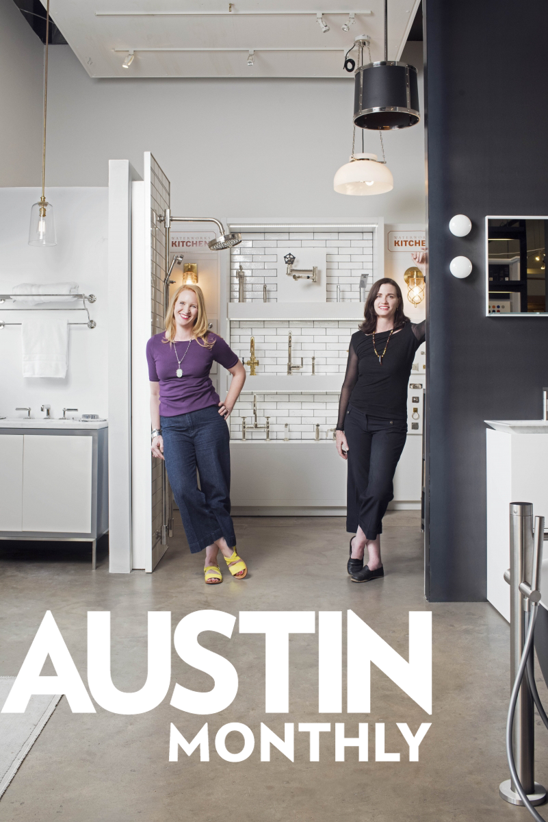 The Face of Interior Design, Austin Monthly, September 2018, atx, Austin Interior Design, The '70s Issue