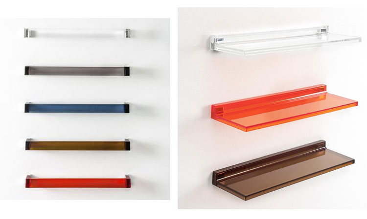 Laufen Kartell Collection, Towel Rail
