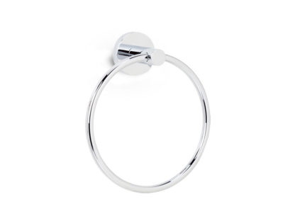 Alno Contemporary Towel Ring, Contemporary Towel Ring, Alno, Towel Ring, Bath Accessories, Polished Chrome