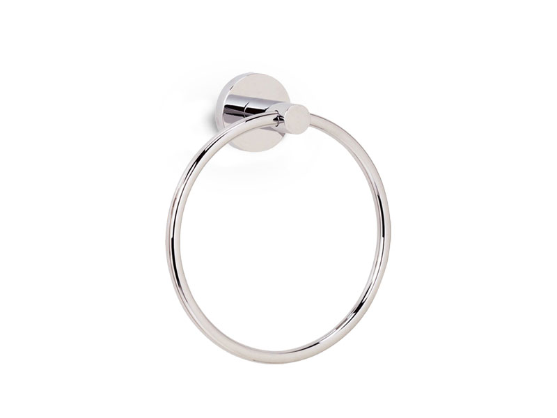 Contemporary Towel Ring Alexander Marchant